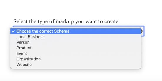 Best Schema Generator Tool for Structured data